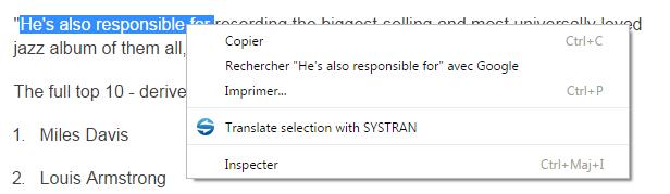 systran extension6
